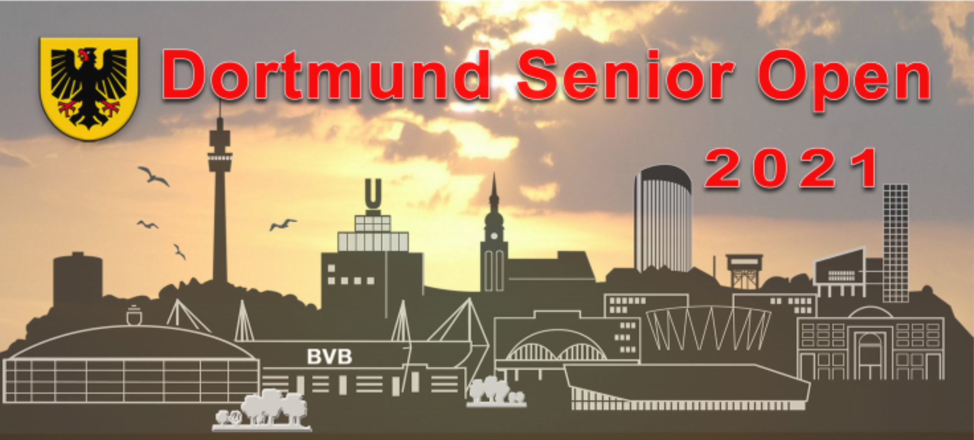 Dortmund Senior Open 2021